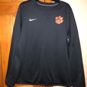 Nike Fleece Clemson Pullover Youth XL